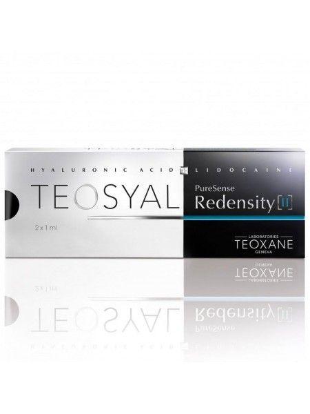 Teosyal Puresense Redensity II 2x1 ml, Wypełniacze, Teoxane, fillers