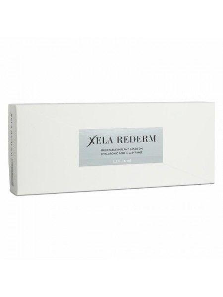 Xela Rederm 1,1% 1 ml, Mezoterapia, Hyalual, mesotherapy