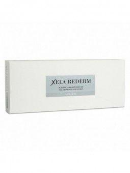 Xela Rederm 1,1% 2 ml, Mezoterapia, Hyalual, mesotherapy