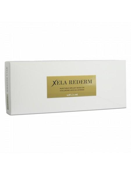 Xela Rederm 1,8% 1 ml, Mezoterapia, Hyalual, mesotherapy
