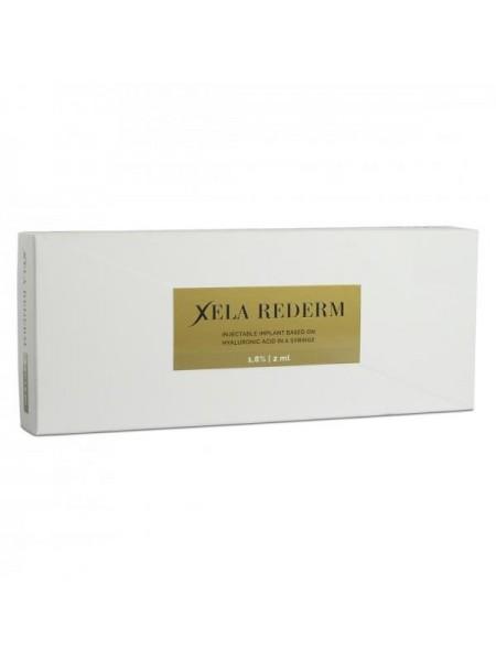 Xela Rederm 1,8% 2 ml, Mezoterapia, Hyalual, mesotherapy