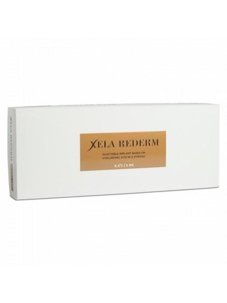 Xela Rederm 2,2% 1 ml, Mezoterapia, Hyalual, mesotherapy