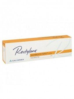 Restylane Skinboosters Vital 1x1ml, Wypełniacze, Galderma, fillers