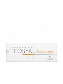 Teosyal®  27G Deep Lines 1x1 ml