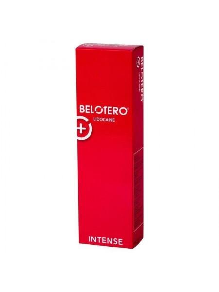 Belotero Intense Lidocaine 1x1ml, Wypełniacze, Merz, fillers