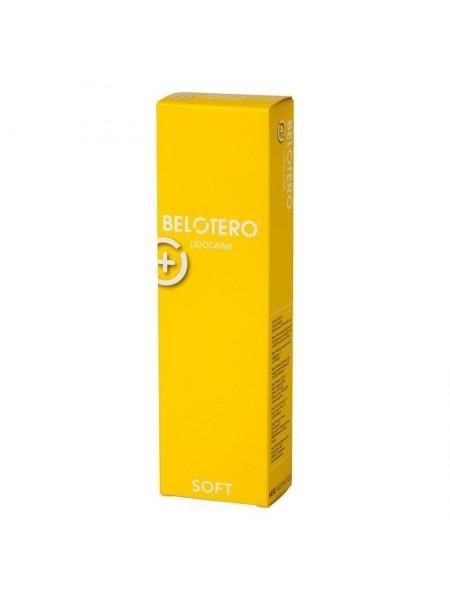 Belotero Soft Lidocaine 1x1ml, Wypełniacze, Merz, fillers