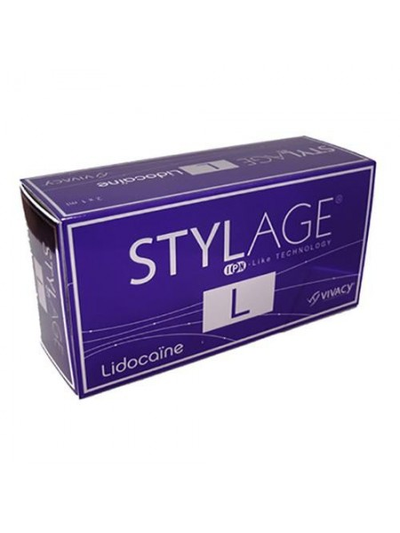 Stylage L Lidocaine 2x1 ml, Wypełniacze, Vivacy, fillers