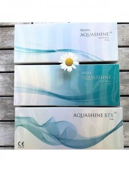 Aquashine, Mezoterapia, Caregen, mesotherapy