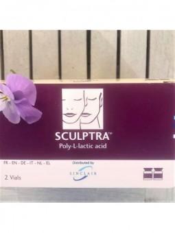Sculptra (Sinclair) 2 fiolki x 150 mg, Wypełniacze, Sinclair, fillers