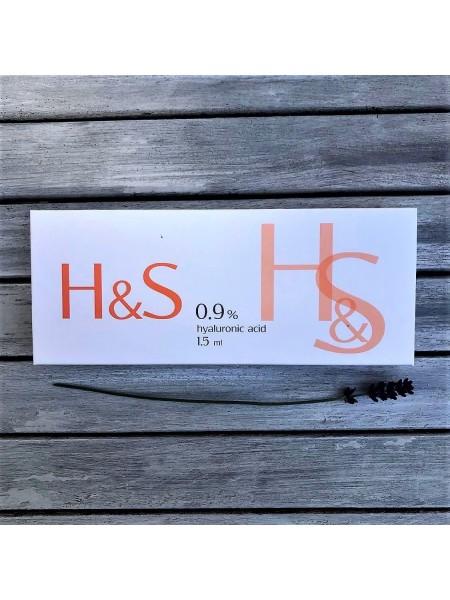 H&S 0,9% 1,5 ml, Mezoterapia, Hyalual, mesotherapy