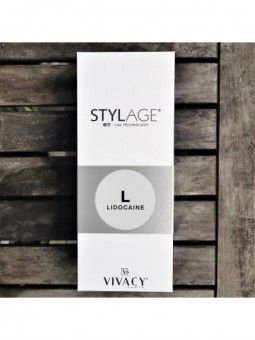 Stylage® L Lidocaine BISOFT...