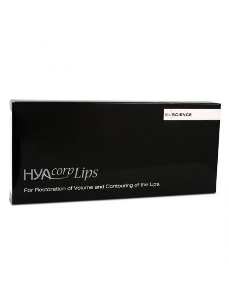 Hyacorp LIPS 1x1ml, Wypełniacze, BioScience, fillers