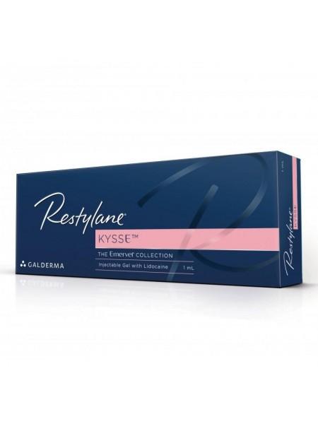 Restylane Kysse (Emervel Lips) 1x1 ml, Wypełniacze, Galderma, fillers