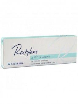 Restylane Lyft, Lidocaine 1x1 ml, Wypełniacze, Galderma, fillers