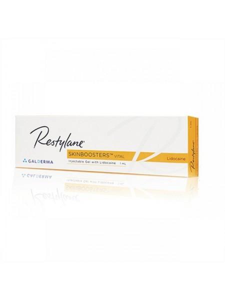 Restylane Skinboosters Vital Lidocaine 1x1ml, Wypełniacze, Galderma, fillers