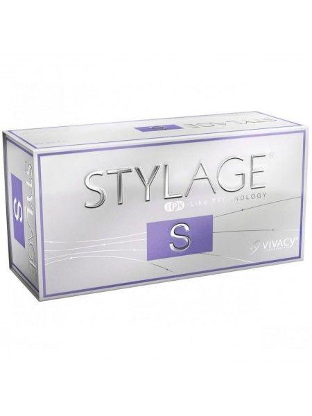 Stylage S 2x0,8 ml, Wypełniacze, Vivacy, fillers
