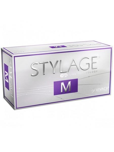 Stylage M 2x1 ml, Wypełniacze, Vivacy, fillers