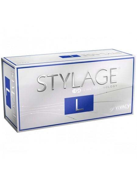Stylage L 2x1 ml, Wypełniacze, Vivacy, fillers