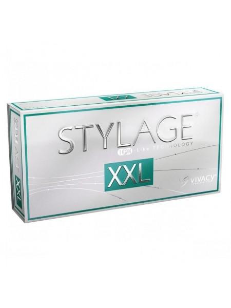 Stylage XXL 2x1 ml, Wypełniacze, Vivacy, fillers