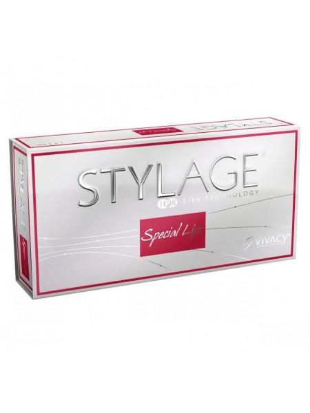 Stylage Special Lips 1x1 ml, Wypełniacze, Vivacy, fillers