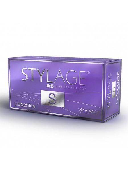 Stylage S Lidocaine 2x0,8 ml, Wypełniacze, Vivacy, fillers