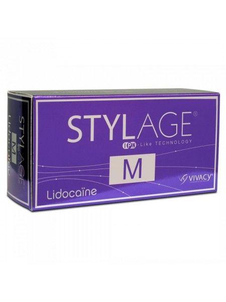 Stylage M Lidocaine 2x1 ml, Wypełniacze, Vivacy, fillers