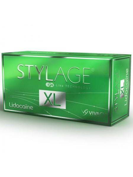 Stylage XL Lidocaine 2x1 ml, Wypełniacze, Vivacy, fillers