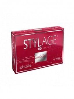 Stylage Special Lips Lidocaine 1x1 ml, Wypełniacze, Vivacy, fillers