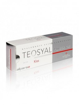 Teosyal Puresense 27G Kiss 2x1 ml, Wypełniacze, Teoxane, fillers