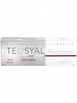 Teosyal Puresense Ultimate 1x3ml, Wypełniacze, Teoxane, fillers